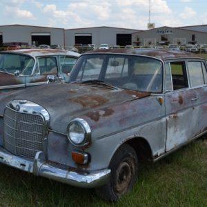 1962 Mercedes 190 D Sedan *Parts Car*