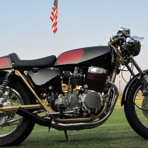 1974 Honda CB 750 Four Custom Cafe Racer
