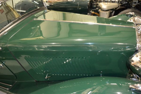 1947 MG TC 2-door Roadster