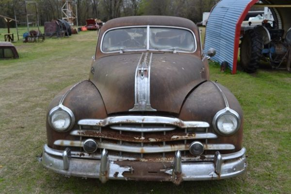 1948 Pontiac Silver Streak *Parts Car*
