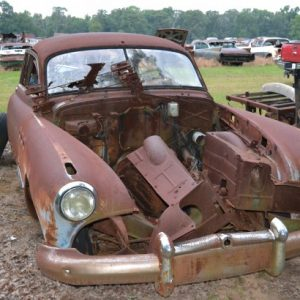 1949 Buick Super Fastback(2dr) *Parts Car*