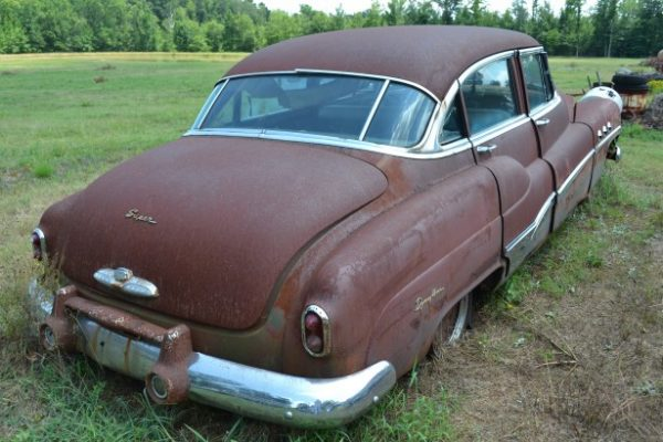 1951 Buick Super Sedan *Parts Car*
