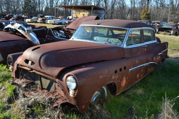 1953 Buick Super Sedan *Parts Car*
