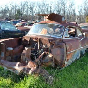 1954 Chevrolet Coupe *Parts Car*
