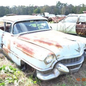 1955 Cadillac Fleetwood 4dr *Parts Car*