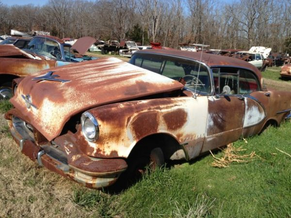 1956 Oldsmobile 4dr 98 Sedan *Parts Car*