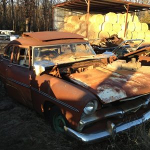 1956 Plymouth Savoy Sedan *Parts Car*