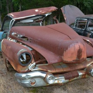 1956 Pontiac Star Chief (4dr) *Parts Car*