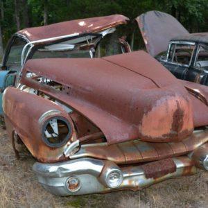 1956 Pontiac Star Chief (4dr) *Parts Car*