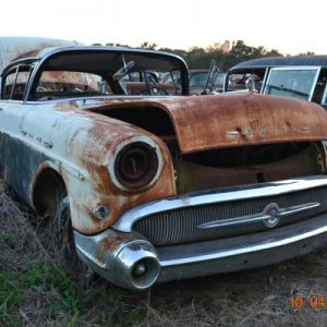 1957 Buick Roadmaster 4dr Hardtop *Parts Car*