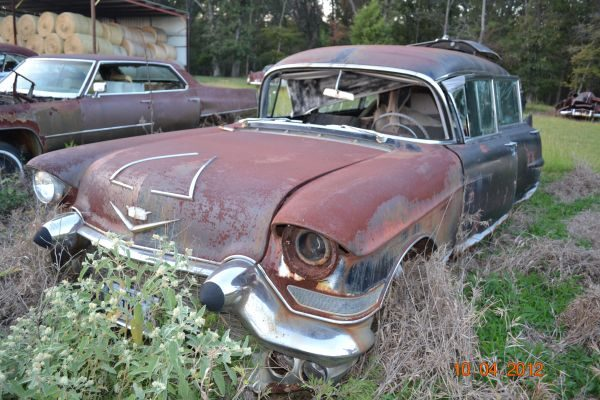 1957 Cadillac Hearse *Parts Car*