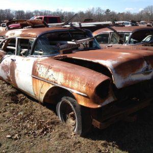 1957 Oldsmobile Fiesta Station Wagon Super 88 *Parts Car*