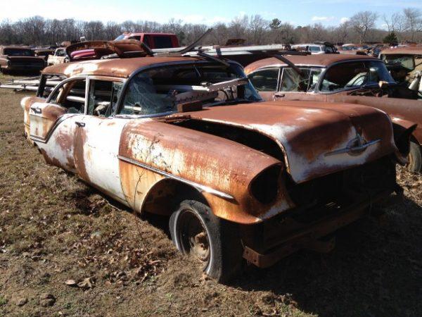 1957 Oldsmobile Fiesta Station Wagon Super 88 *Parts Car*