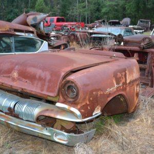 1957 Pontiac Super Chief *Parts Car*