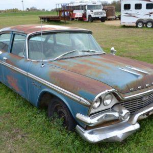1958 Dodge Coronet Sedan *Parts Car*