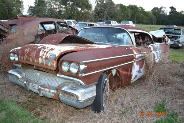 1958 Oldsmobile 88 *Parts Car*