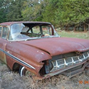 1959 Chevrolet Bel Air *Parts Car*