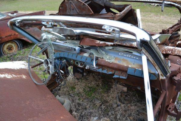 1962 Oldsmobile Cutlass F-85 Convertible *Parts Car*