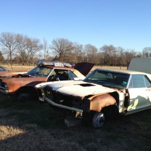 1964 Buick Riviera Coupe *Parts Car*