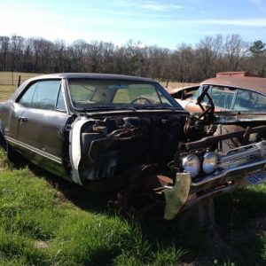 1966 Oldsmobile Cutlass *Parts Car*