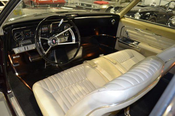 1966 Oldsmobile Toronado Deluxe 2-Door Hardtop