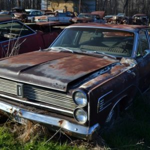 1967 Mercury Caliente *Parts Car*