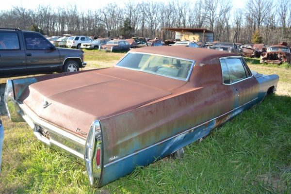 1968 Cadillac Calais Coupe *Parts Car*