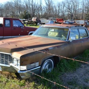 1969 Cadillac Brougham *Parts Car*