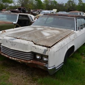 1970 Lincoln Continental *Parts Car*