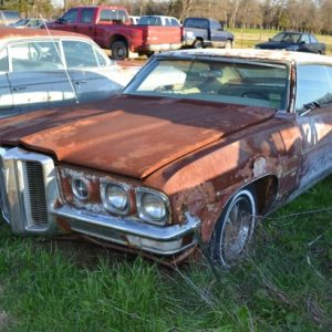 1970 Pontiac Catalina w/ 400cid *Parts Car*