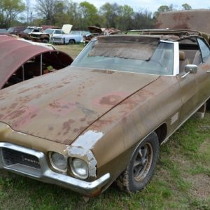 1970 Pontiac LeMans Sport Convertible *Parts Car*