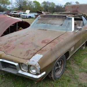 1970 Pontiac LeMans Sport Convertible *Parts Car*