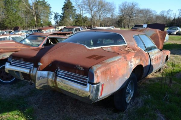 1971 Buick Riviera *Parts Car*
