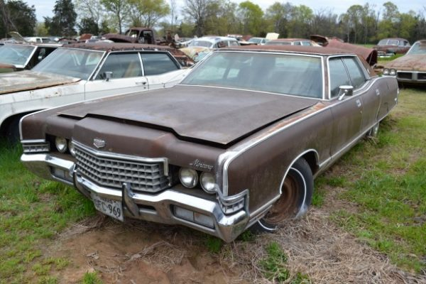 1971 Mercury Marquis Brougham *Parts Car*