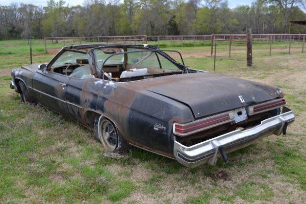 1974 Buick LaSabre Convertible *Parts Car*