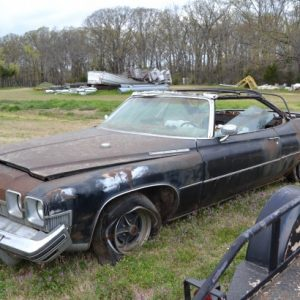 1974 Buick LaSabre Convertible *Parts Car*
