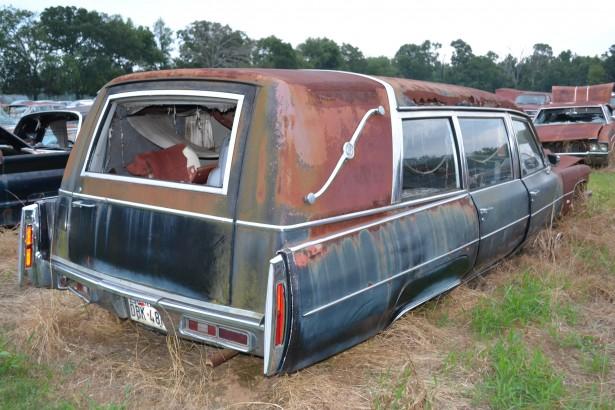 1974 Cadillac Hearse *Parts Car* - Larry Lawrence Enterprises