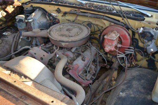 1974 GMC Custom 1500 Pickup Truck w/ 350cid *Parts Car*
