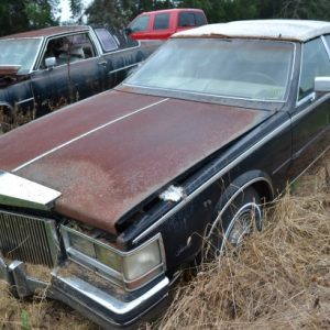 1979-86 Cadillac Seville *Parts Car*