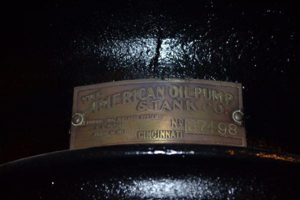 American Oil Pump & Tank Co. Gas Pump Mohawk